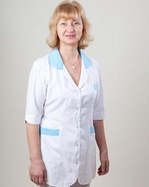 Бартош Ирина Петровна